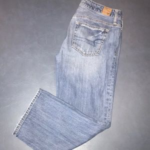 AmericanEagle Outfitters Cropped Jeans Boy Fit 4